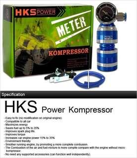 HKS Kompresor