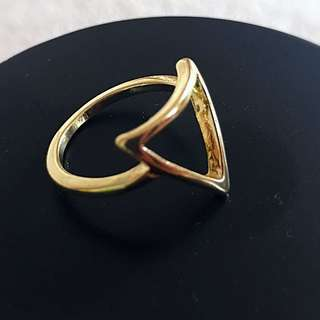 🔻Triangle🔺 Ring
