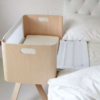 REDUCED PRICE! Bednest Bassinet With Sheets