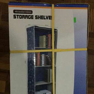 New Storage Shelves, qty 2