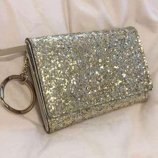Kate Spade New York Glitter Bug Darla In Metallic