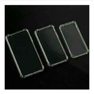 Anticrack Case Acrylic Transparant