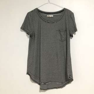 Hollister Stripped Tee