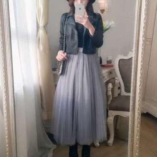 東區小店購入-三層紗裙