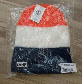 🚚 NEFF 毛帽 (one size)