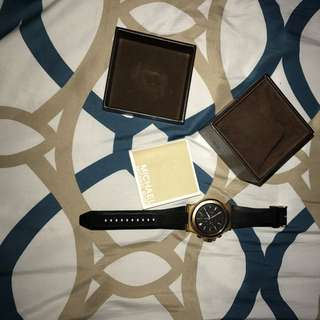 Authentic MK Watch Mens