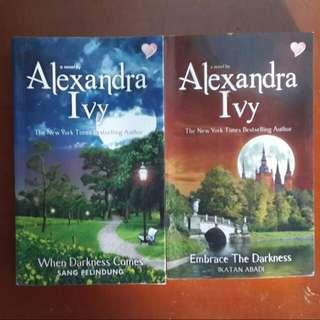 Novel Kolpri Alexandra Ivy
