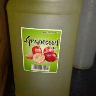 Grape seed Oil 1liter