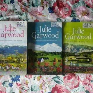 Novel Julie Garwood