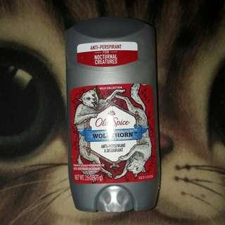Old Spice Anti-perspirant