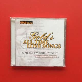 Gold's All Time Love Songs - Various Artists