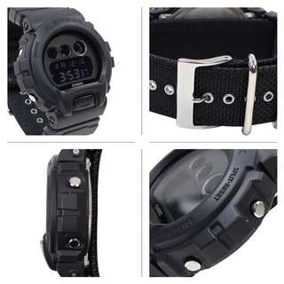 Casio G-shock Dw-6900bbn-1a