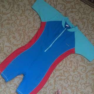 Ogival Swimming Suit For Kids