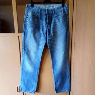 Jeans Red Herring Slim Fit Size 36 Short