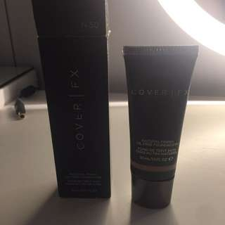 Cover Fx Natural Oil Free Foundation