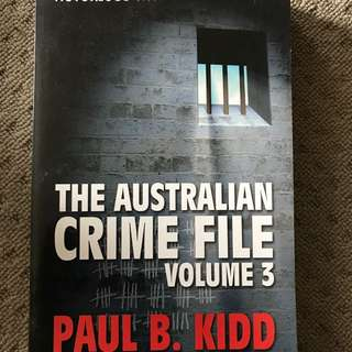 Australian Crime File Vol. 3