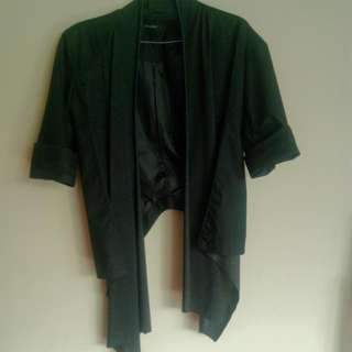 Waterfall Cropped Blazer small
