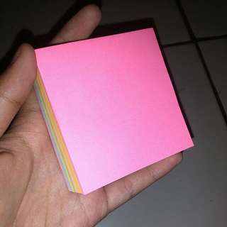 Post it (Polos Full Color )