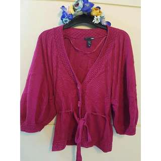 H&M Cardigan Or Topper