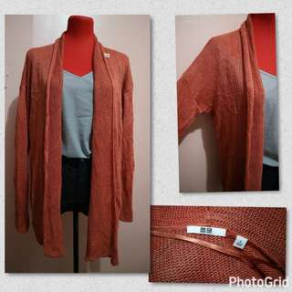 Cotton On Knitted Long Cardigan