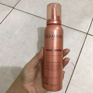 Kdisclipne Mousse Curl Ideal