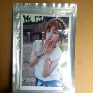 Chorong Official Photoset (unsealed)