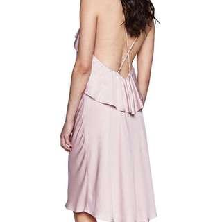 Backstage Baby pink Dress