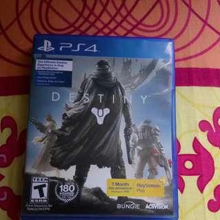 [PS4] Destiny