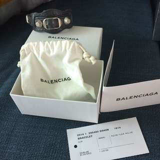 Reduce Price Authentic BALENCIEGA Bracelet