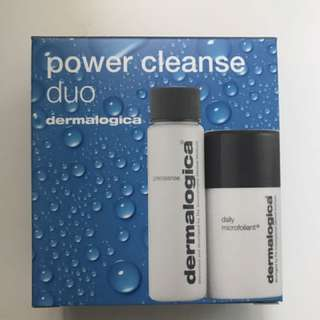 Dermalogica Power Clean Duo