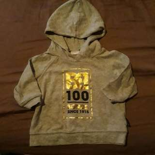 Bonds 100 Jumper