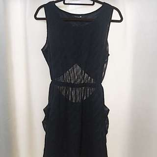 Black Dress (Forever 21)