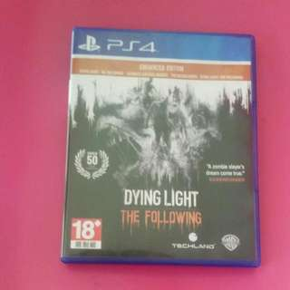 Dying Light The Following Enhance Edition
