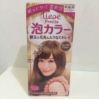 Liese Hair Color - Marshmallow Brown