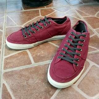 Airwalk Maroon Shoes Original