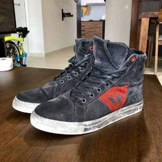 Dainese Suede Riding Shoes