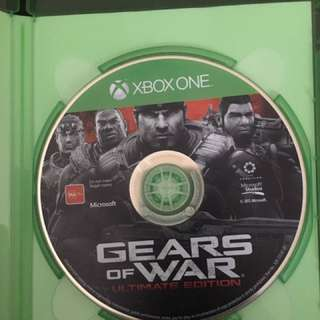 Gears Of War Xbox One
