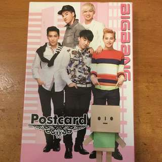 Bigbang Post Card