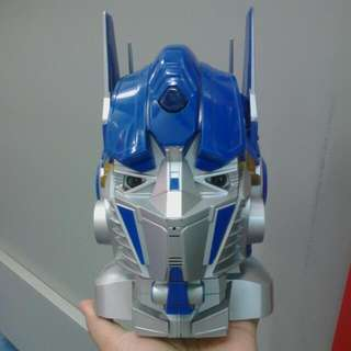 Transformers Movie Optimus Prime Electronic Piggy Bank