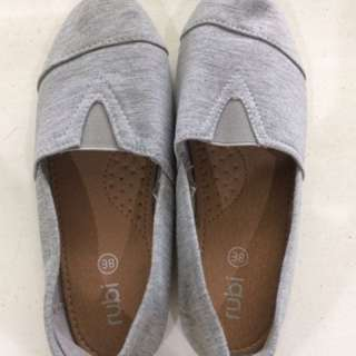 Cotton On Gray Espadrilles