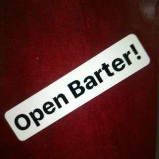 Open Barter Untuk Makeup Dan Fashio Wanita