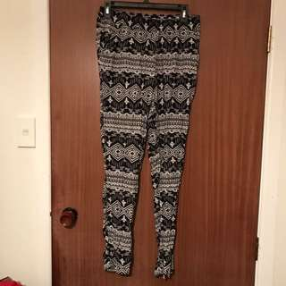 H&M Pants African Style