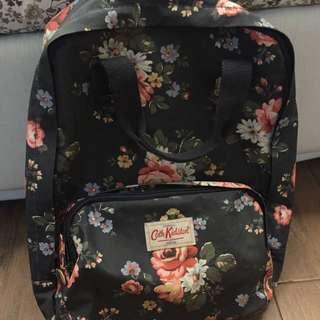 Cathkidston Backpack Blue