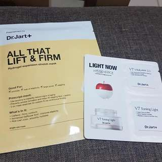 Dr.Jart All That Lift And Firm Mask