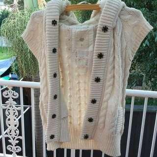 ZARA Sleeveless Knit