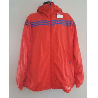 Adidas Windbreaker Jacket