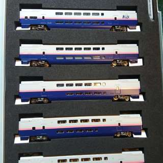 Tomix 新幹線 E1系 增結 92835