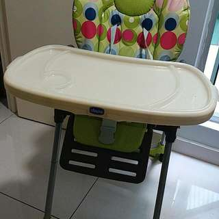 Chicco High Chair (REDUCED)
