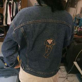ORIGINAL GUESS Jacket Jeans