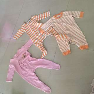 x10 Pieces Gap, Mothercare, Uniqlo & OshKosh
